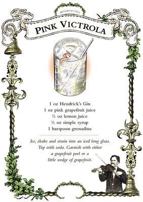 Hendricks Gin Cocktail Recipes ♥