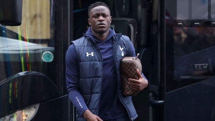Wanyama determined to overcome painful World Cup absence