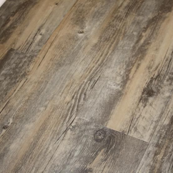 100% Waterproof, Wood Plastic Composite, Engineered Luxury Vinyl Plank Flooring