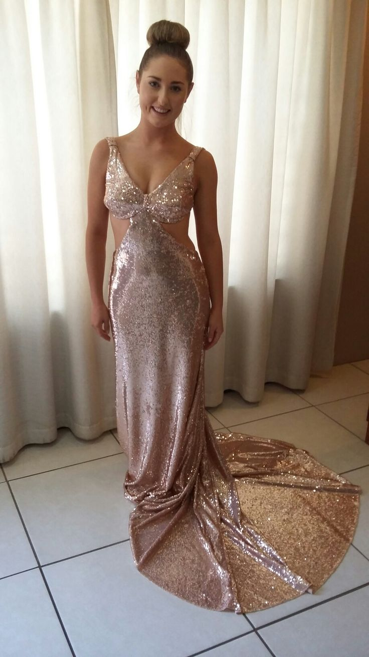 Matric dance dress made to order