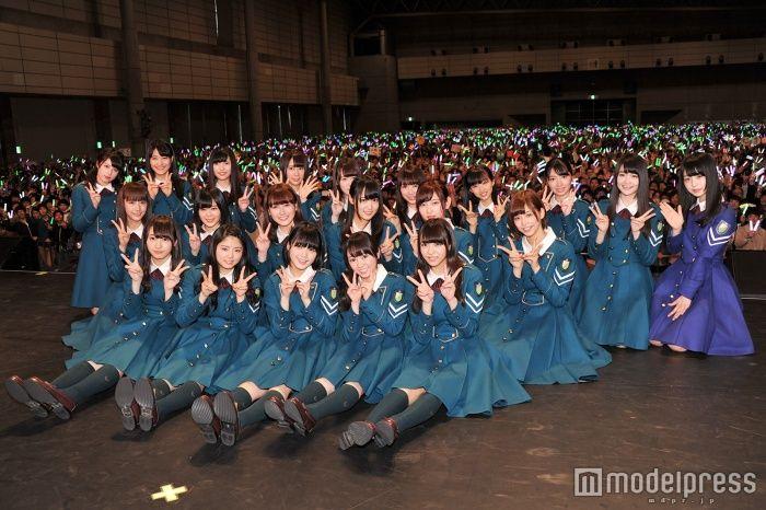 (画像1/46)欅坂46、初の全国握手会でファン1万人動員 HKT48の記録更新は「乃木坂46さんのおかげ」