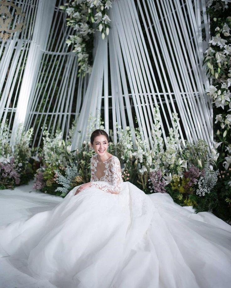 Thai actress janie wedding invitations
