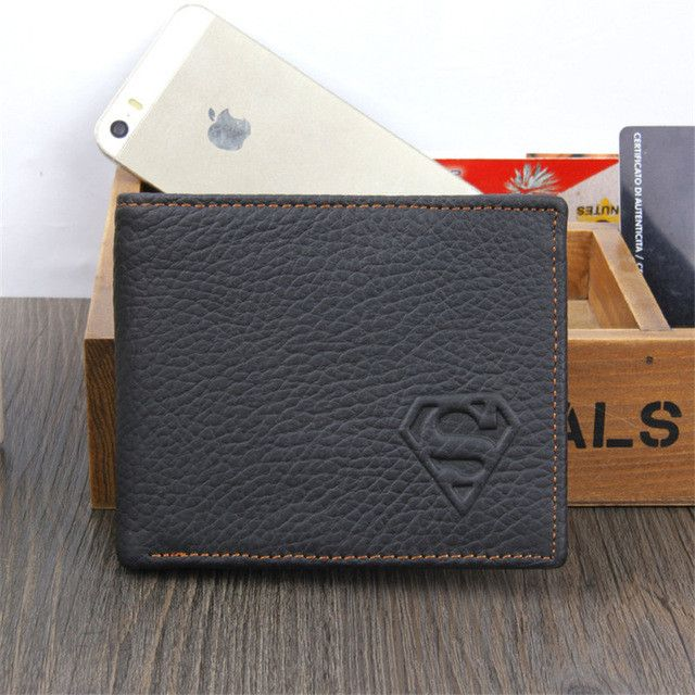 Fashion Men Wallet Leather