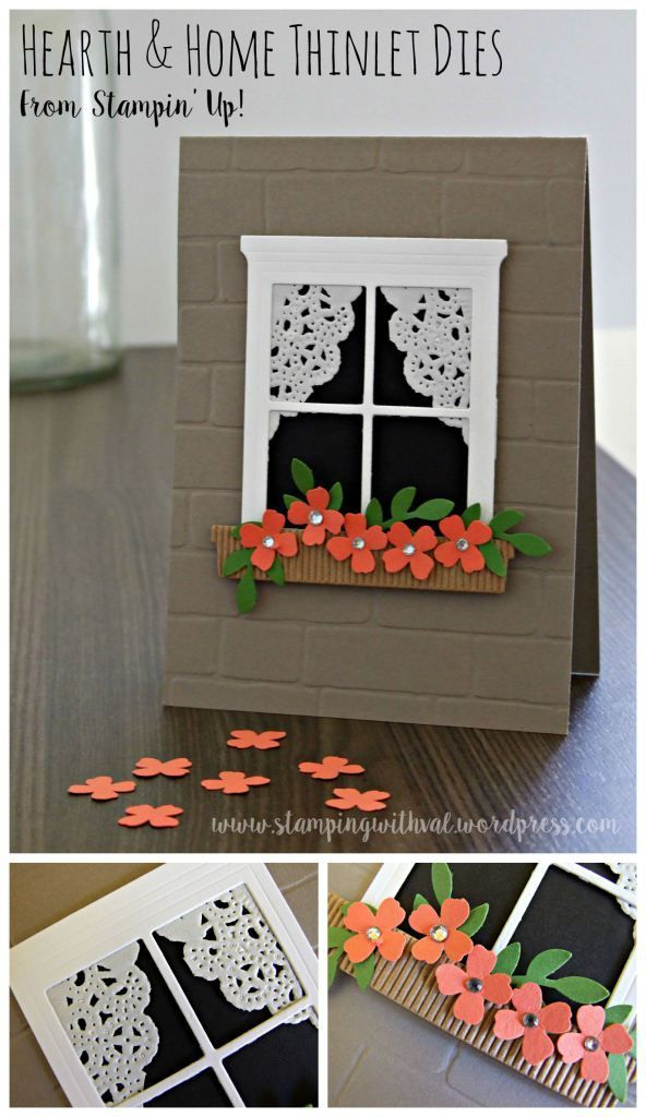 Stampin' Up! Hearth & Home Dies...: