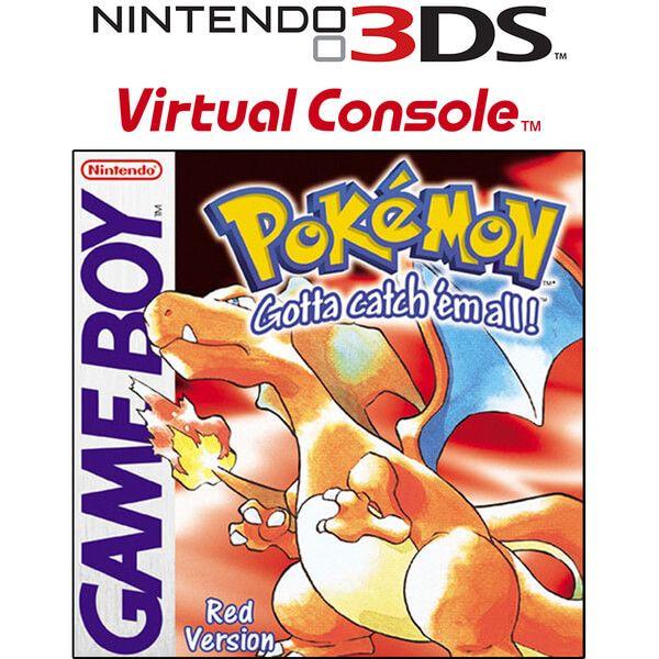 Pokémon Red Version  Digital Download  Nintendo UK Store
