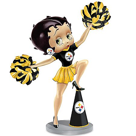 Figurines: Belle Of The Steelers Handbell Collection