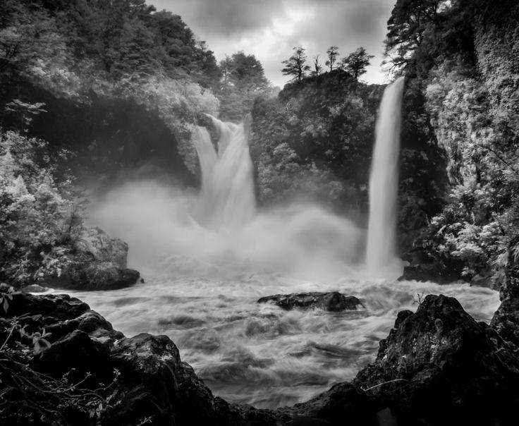 Reserva Biológica de Huilo-Huilo - Lagos e Cachoeiras - Parte #01
