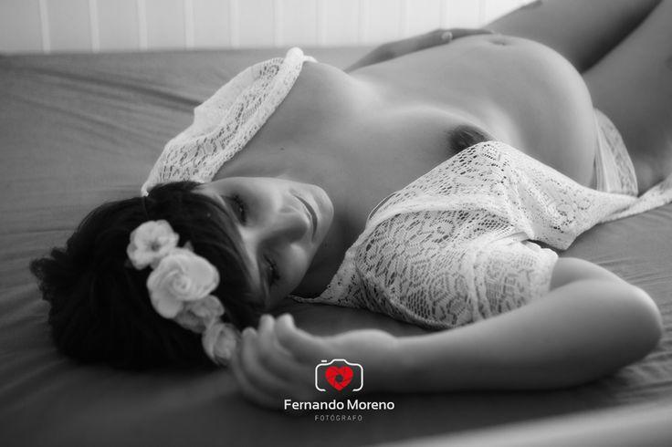 fotografías de embarazada Almería
