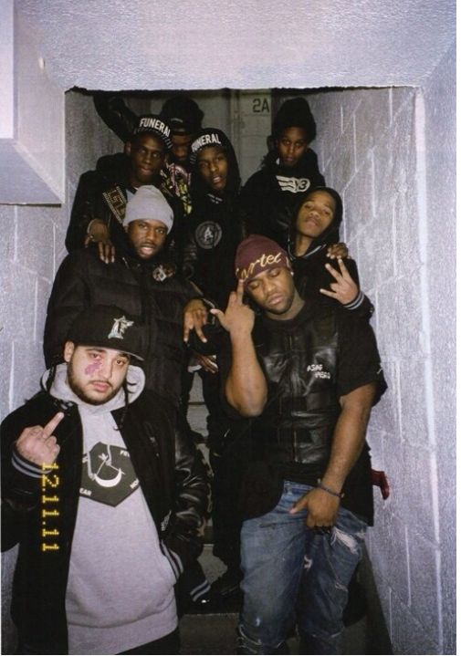 ASAP MOB #Throwback!