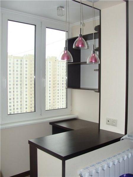 Фотография: Балкон в стиле Современный, Квартира, Ремонт на практике, лоджия, как утеплить балкон, как присоединить балкон – фото на InMyRoom.ru