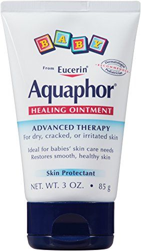Aquaphor Child Therapeutic Ointment, Diaper Rash and Dry Pores and skin Protectant, three Ounce (Pack of three) - Aquaphor Child Therapeutic Ointment is the #1 Pediatrician Advocate Moisturizer Model for chapped, irritated pores and skin.  It's clinically confirmed to assist relieve diaper rash inside 6 hours!  It is mild formulation is perfume, preservative and dye-free, so it's ideally suited...