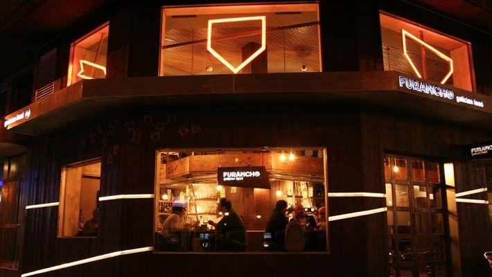 Restaurante Furancho. Madrid