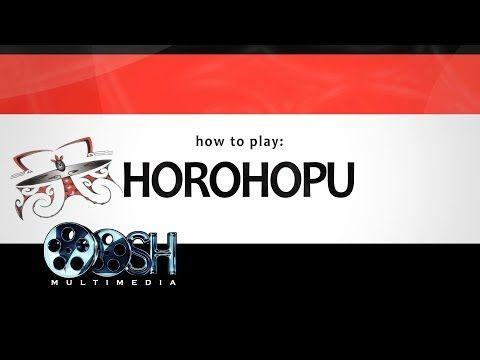 Horohopu - How to Play - YouTube