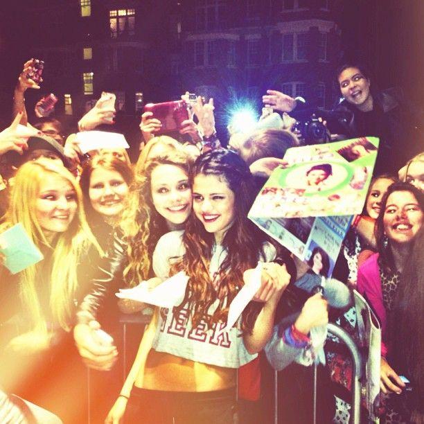 Blog de la Tele: Selena Gomez apoteósica noche 1 de concierto en Londres