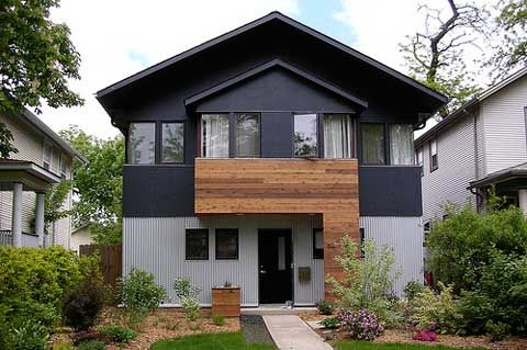 Green Siding Options Siding Options A Well And Colors