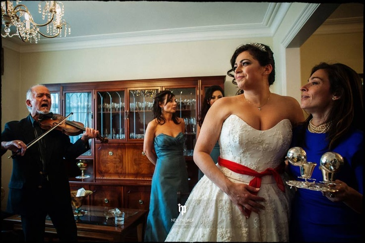 Traditional Greek Wedding http://www.neilpalmerweddings.co.uk/