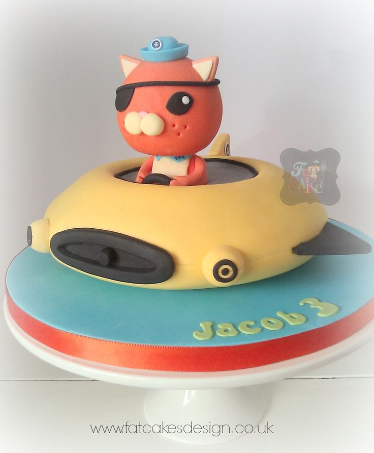 Best Octonauts Toys Kids : Best images about octonauts cakes on pinterest