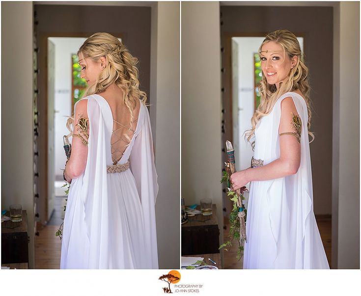 Medieval/Fantasy Themed Wedding: A Rustic, Lord of the Rings Wedding - Jo-Ann Stokes Photography