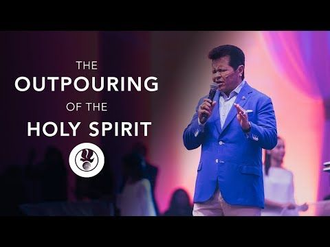 The Outpouring of the Holy Spirit - Apostle Guillermo Maldonado (Video)   King Jesus Ministry