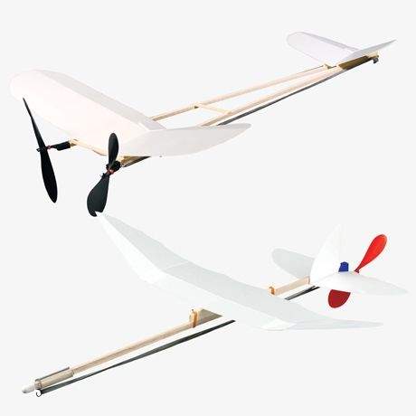 Yoshida Model Airplane Kit / from http://poketo.com/shop/kids/Yoshida-Model-Airplane-Kit