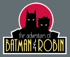 Adventures of Batman & Robin logo - Batman: The Animated Series - Wikipedia, the free encyclopedia