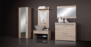 Dielenmöbel & Garderobenmöbel als komplett Set günstig online kaufen   Diele & Garderobe