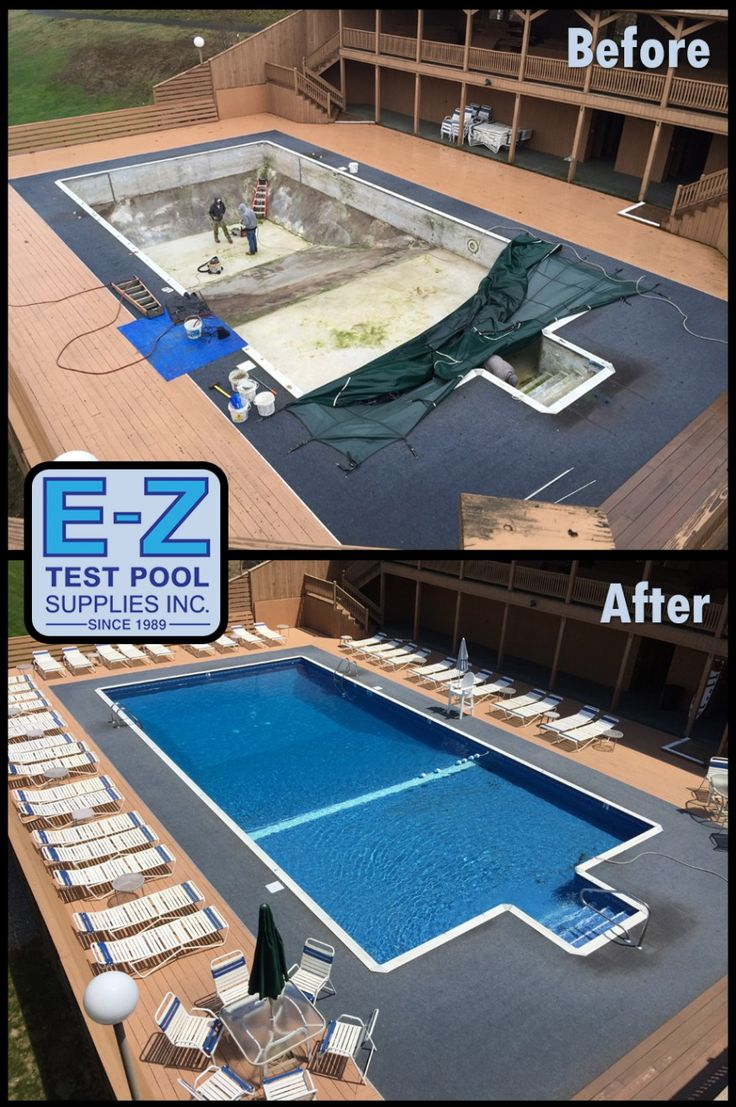 25 Best Ideas About Pool Liner Replacement On Pinterest Backyard Pool Landscaping Pool