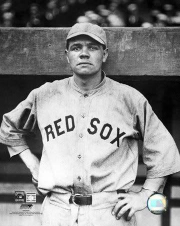 Babe Ruth Mother | While playing for the Boston Red Sox, Babe Ruth hit ...