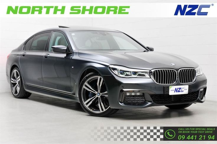 Looking for second hand BMW car? If yes then it is time to contact NZC Kiwi and purchase the 2017 BMW 740 LD M SPORT X-DRIVE EXCLUSIVE, a luxury car that you can easily purchase at the most affordable rates.
