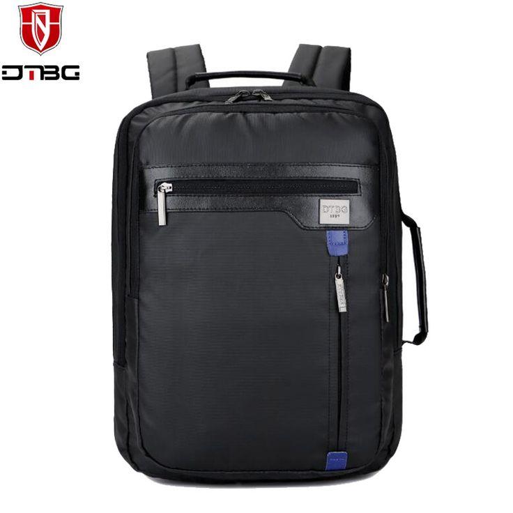 DTBG Men Boy Business Laptop Backpack College Student Camping Rucksack PC Tablet Backpacks for Lenovo Macbook HP ACER DELL