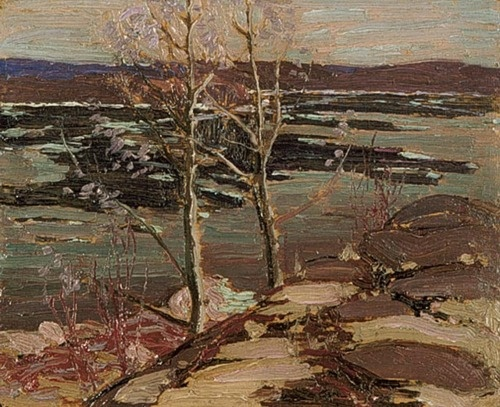Tom Thomson       ...Group of Seven, Canada