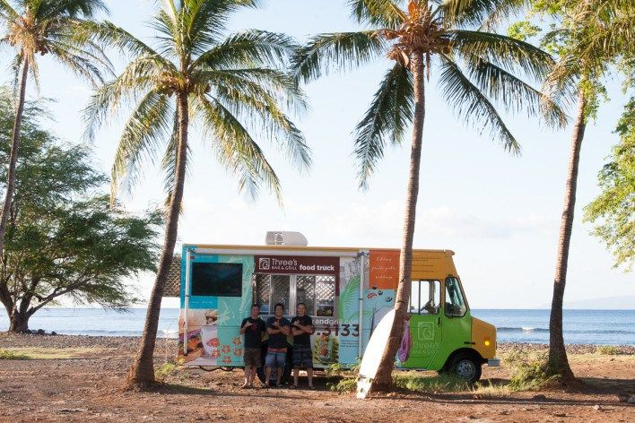 Ditch the Resorts and Eat at South Maui Food Trucks • Power Couple Life