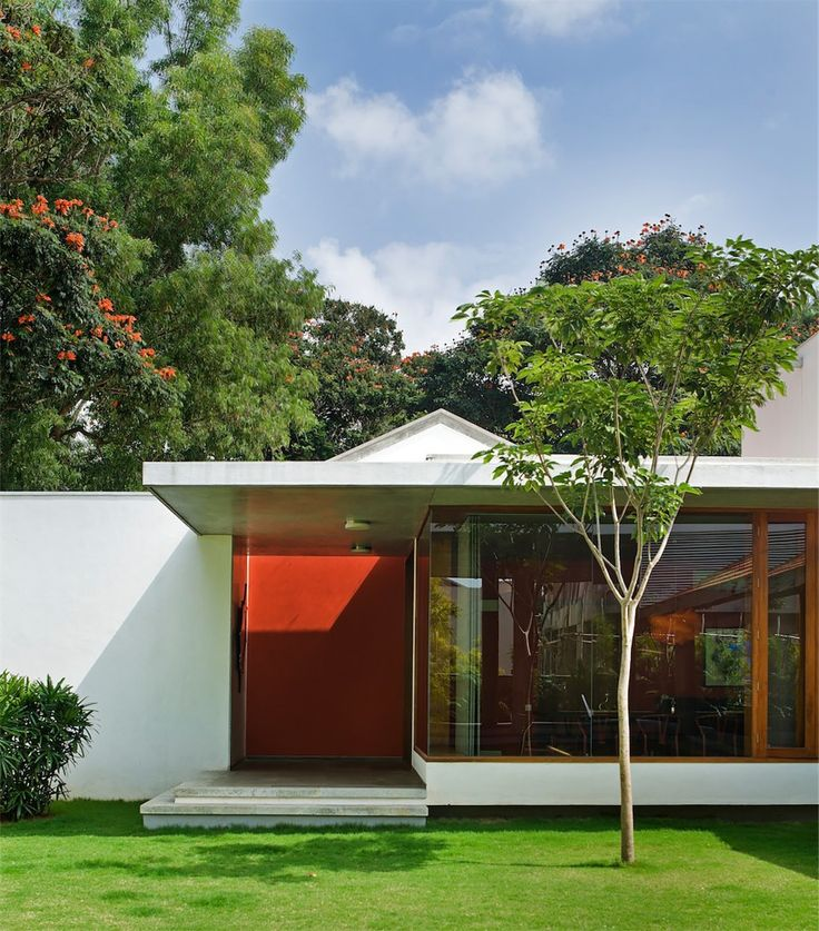 Gallery Of The Library House / Khosla Associates   16