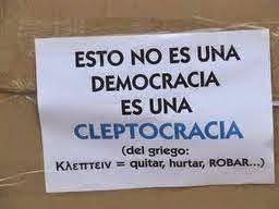 Opinión ciudadana: CIFRAS DE CORRUPCIÓN EN ESPAÑA.