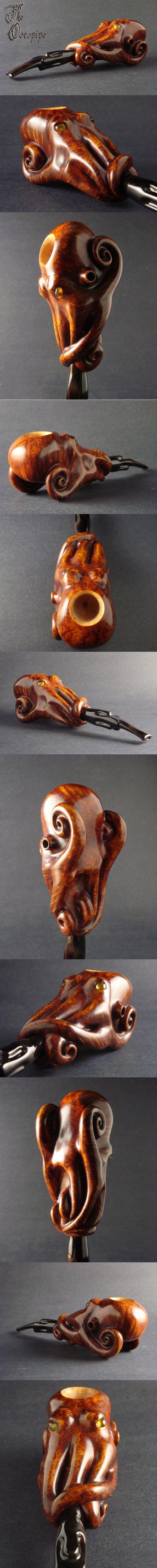 The Octopipe- A Little smoke of cthulhu