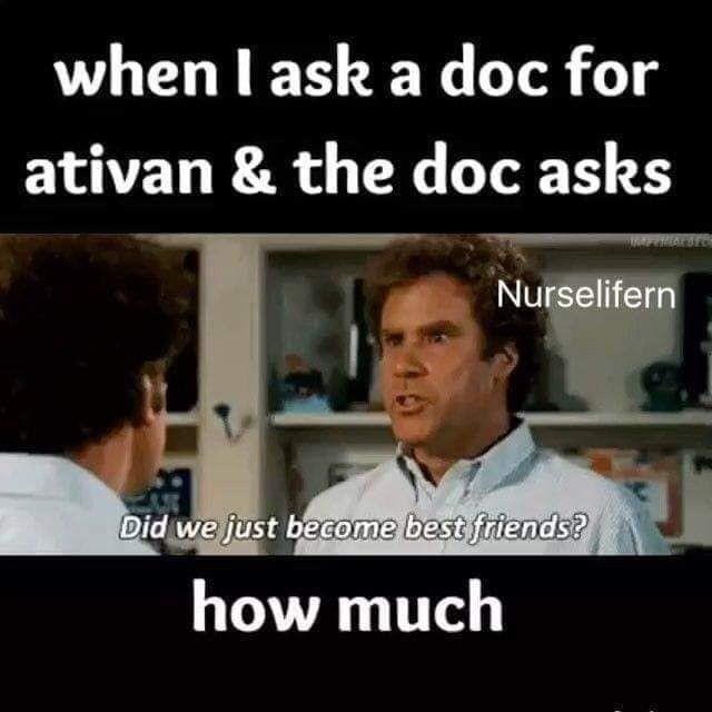 Pin By Haley Gajda On Er Nurse Notes Nurse Jokes Nurse Memes Humor Night Shift Nurse Humor