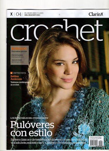 CLARIN CROCHET 2010 Nº4 - Daniela Muchut - Álbuns da web do Picasa