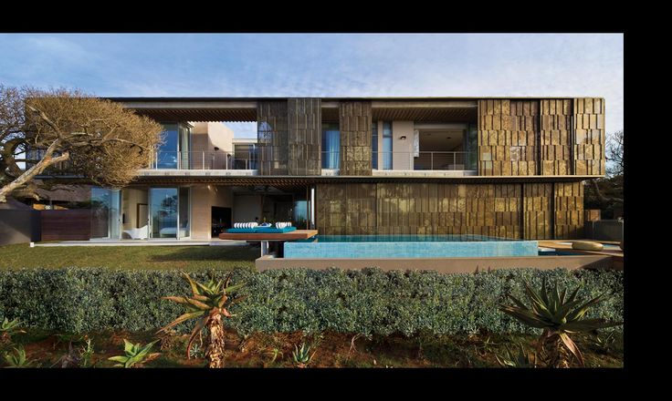 La Lucia House at Durban, Southafrica. By Saote - Stefan Antoni Olmesdahl Truen Architects: Lucia, Durban South Africa, Southafrica, House, Architecture, Saota, Truen Architect, Design