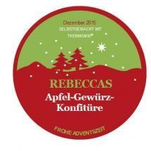 Weihnachtliche Motive - Etiketten-Designer | Thermomix Rezeptwelt