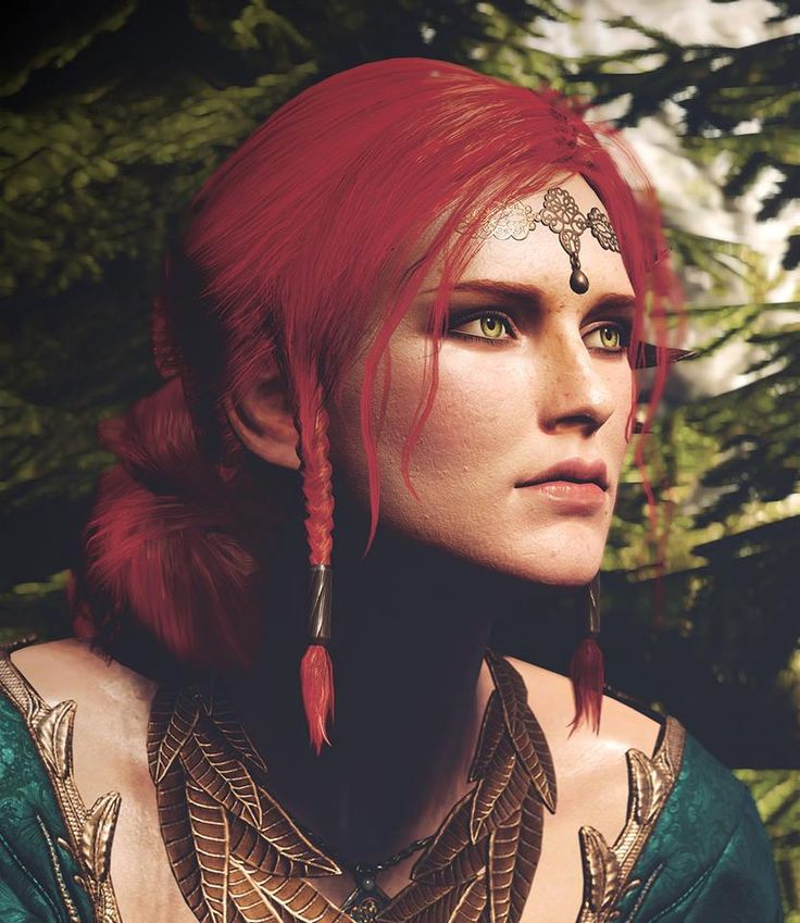 Triss Merigold by Markeda1one on Flickr