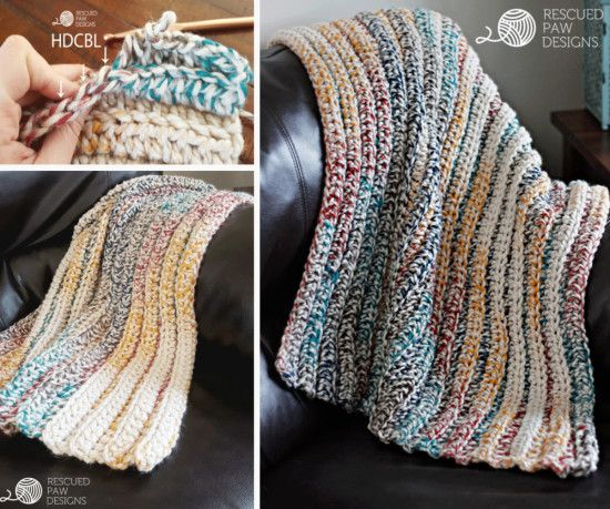 Free Crochet Pattern For Chunky Blanket : 57 best images about Chunky lap blankets, throws and ...