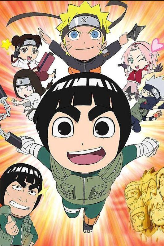 Pin em Naruto (T.V series)