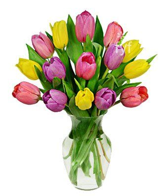 Sweetheart Tulip Bouquet $39.99