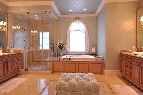 Master Bathroom Interior Design By Brenda Sands Baer 39 S