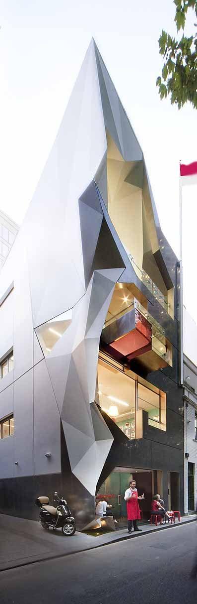 Monaco House by McBride Charles Ryan, located in Melbourne, AUSTRALIA