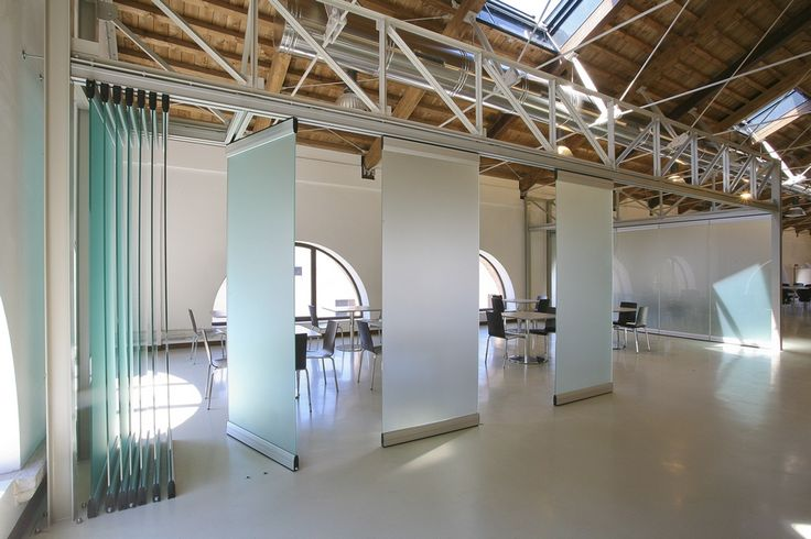 Best 25 partition walls ideas on pinterest room - Tabiques de cristal ...