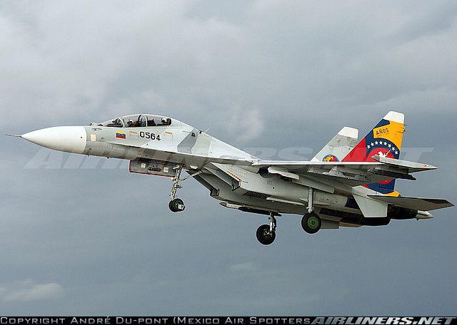 Sukhoi SU-30MK2 Venezuela - Air Force