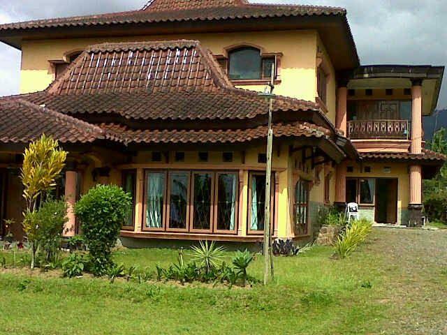 Bangunan Villa