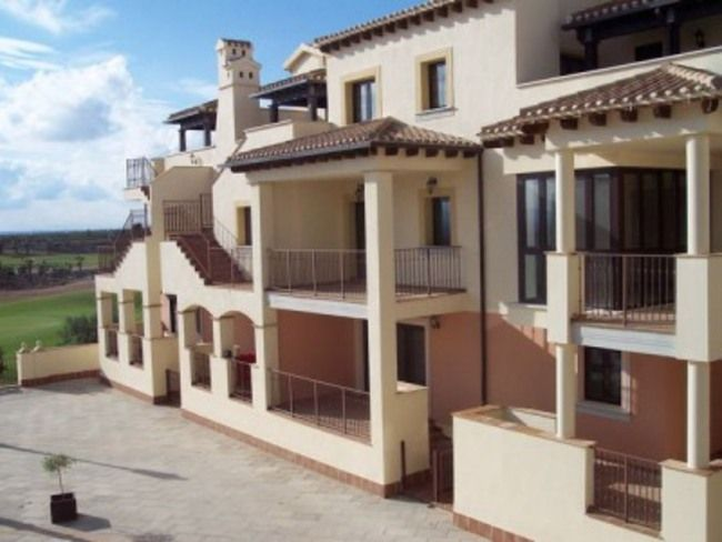 apartment in Fuente Alamo Murcia region of Spain