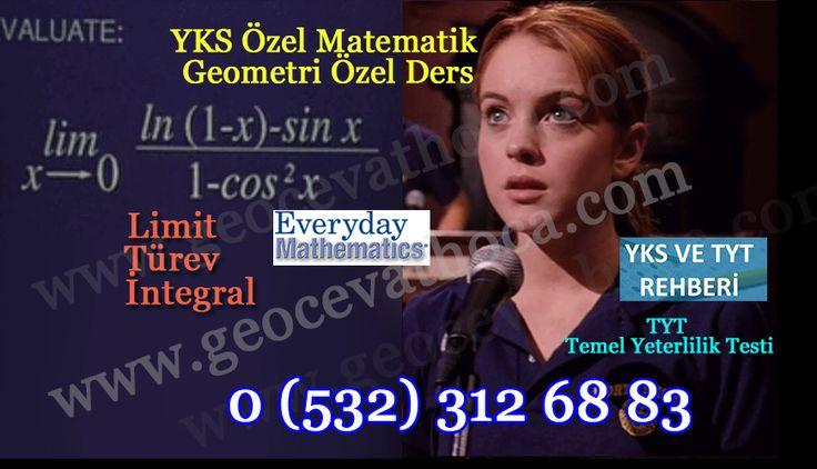 """Okunma Sayısı: 94 YKS Özel Matematik Geometri Ders ile Amaç, hayata yolculuk Matematik ile başlar YKS Özel Matematik Geometri Ders ile gerçek başarı, başarısız olma korkusunu yenmektir. YKS Özel Matematik Geometri Ders öğretmeni der ki: """"Ya YKS matematik Geometri için …"""